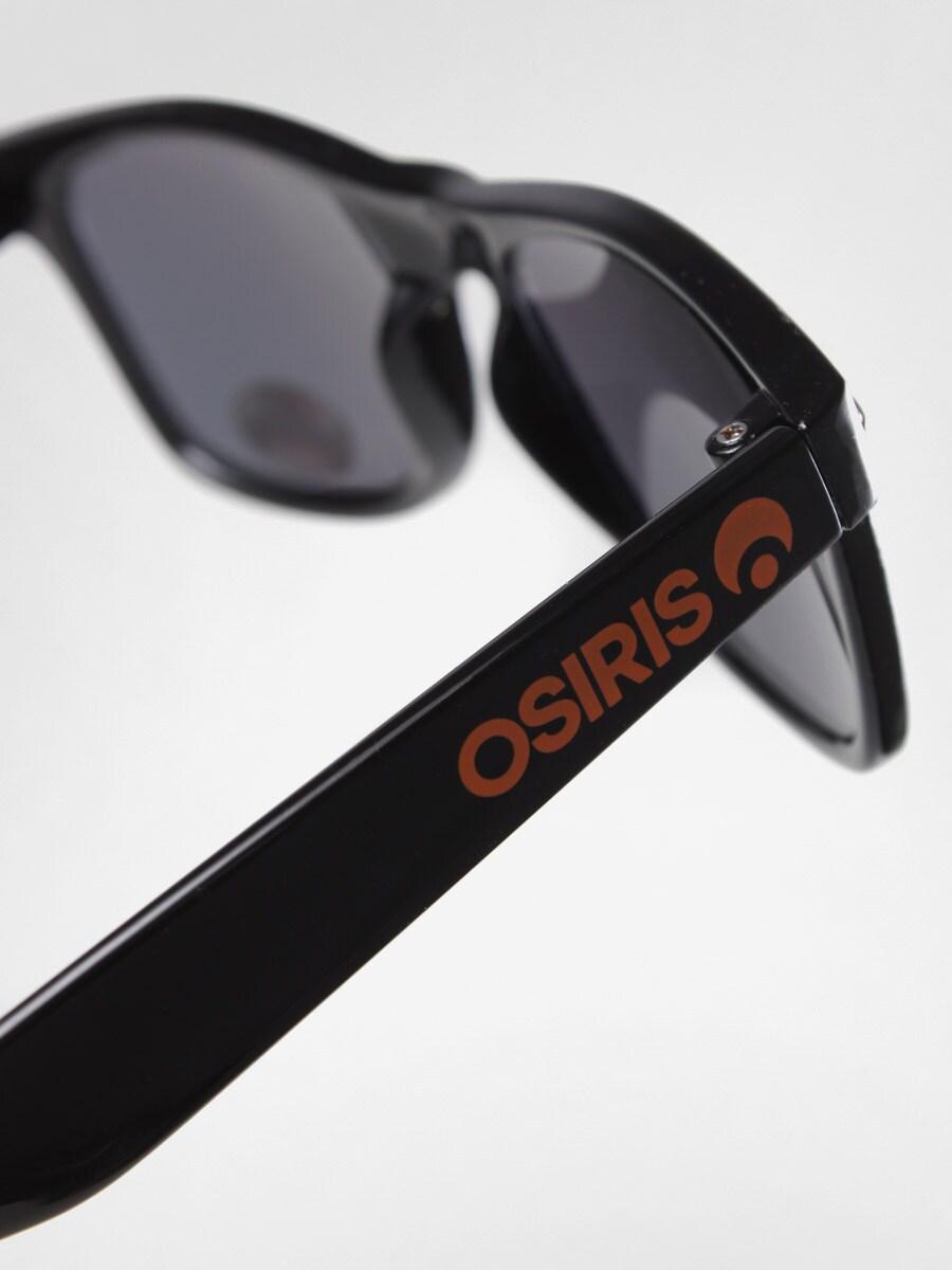 Okulary Osiris De La Locs (redbluchrome)