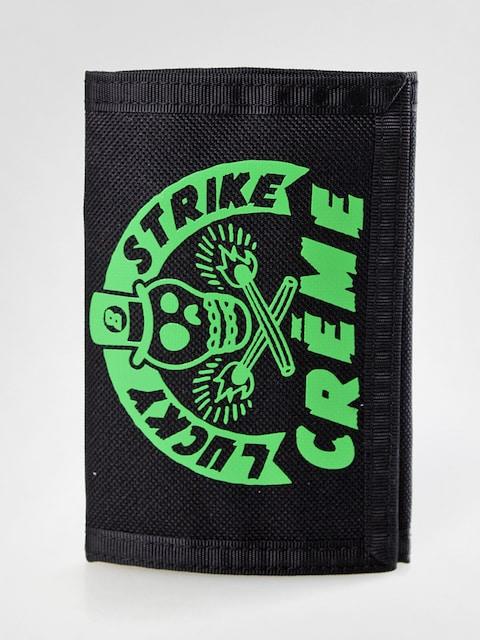 Portfel Creme 01 (black/green)