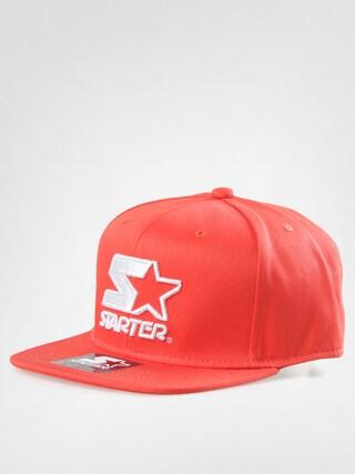 Czapka z daszkiem Starter Logo 1 Tone ZD (red/wht)