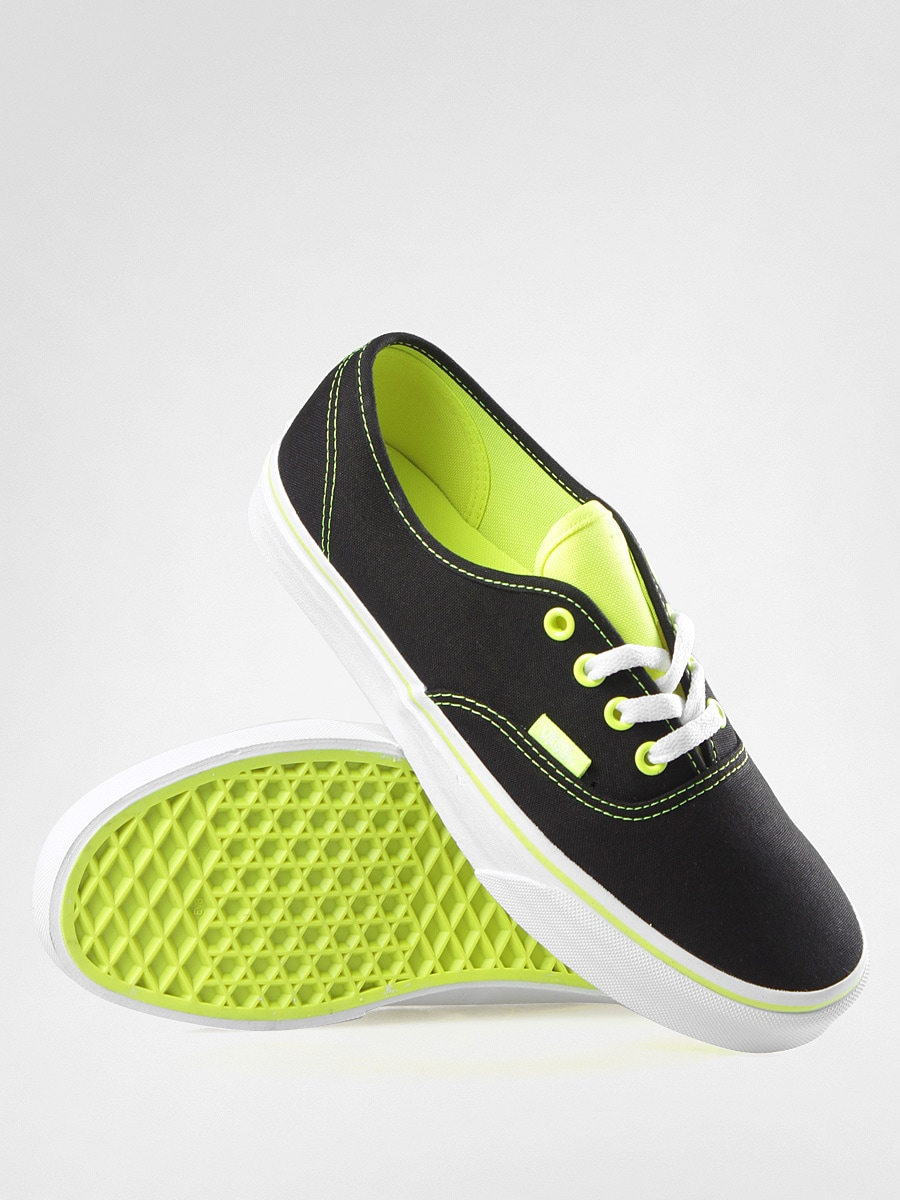 Buty Vans Authentic VSCQ7MZ (neon popblackneon yellow)