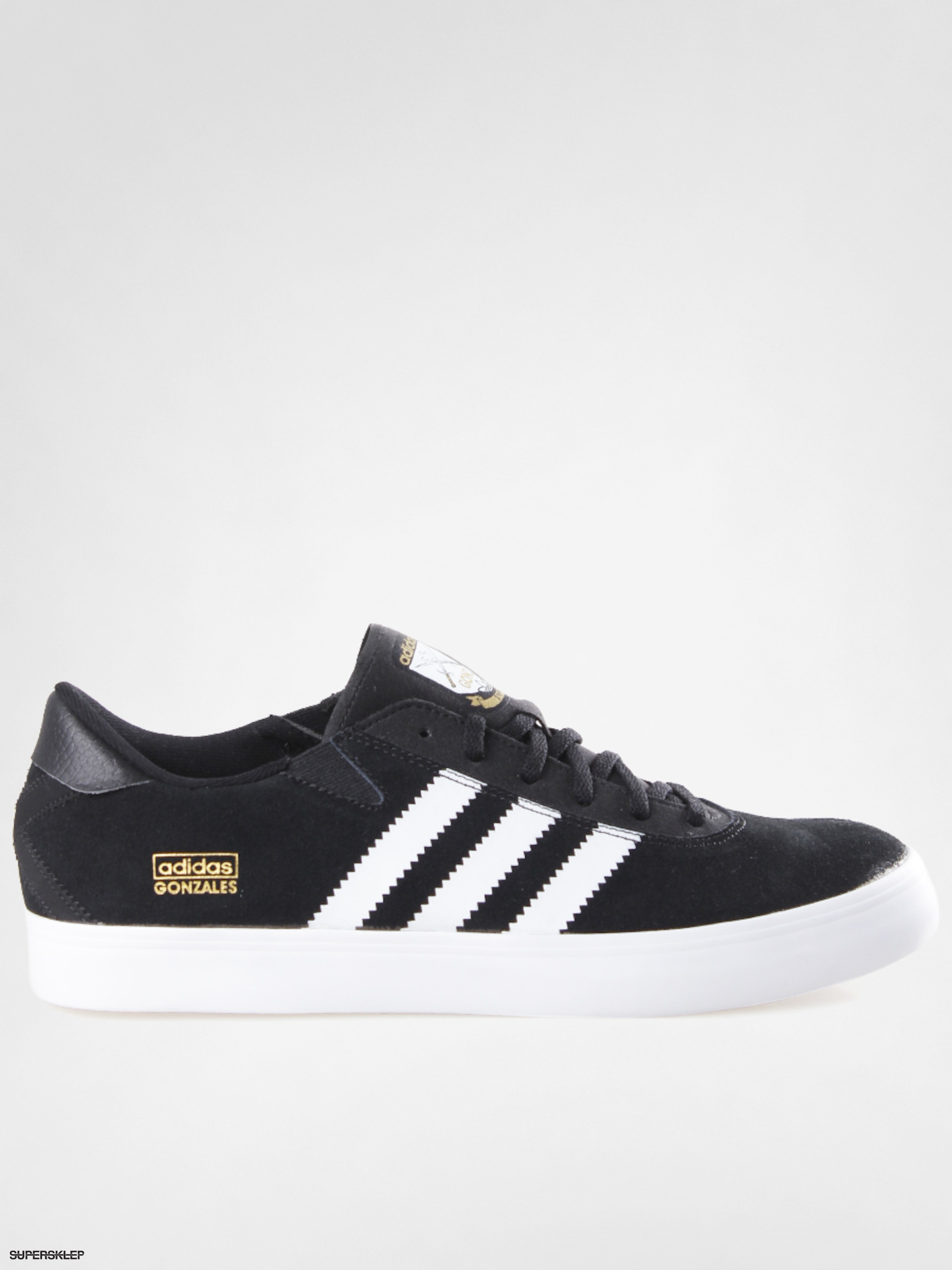 quality design 3158c 67caf Buty adidas Gonz Pros (black1runwhiteblack1)