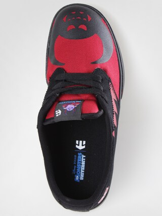 Buty dziecięce Etnies Disney Monsters Kids Jameson 2 (blk/red)