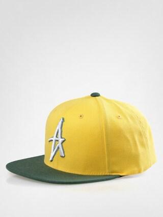 Czapka z daszkiem Altamont SMU Decades Starter (yellow)