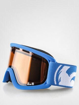 Gogle dziecięce Dragon Lil D (blue/amber)