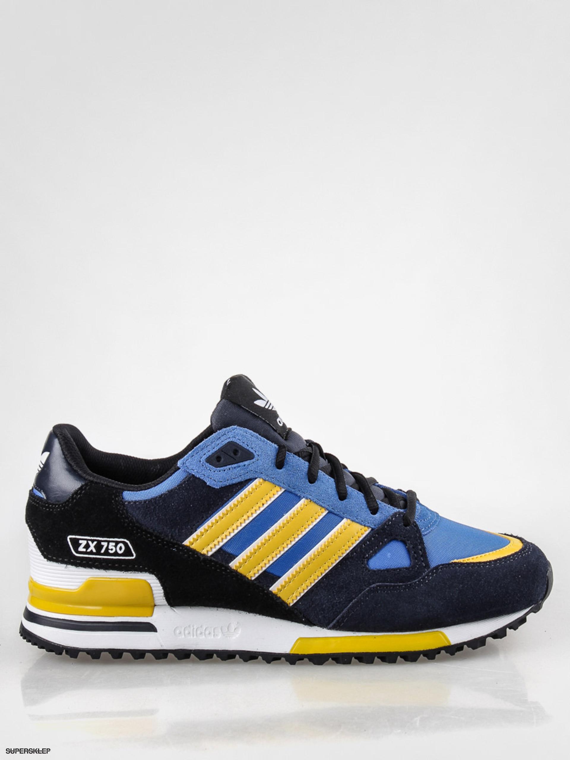 best sneakers f0a5f cb7c1 ... switzerland buty adidas zx 750 blubir legink black1 9fe39 79a55