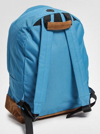 Plecak Cartel Classic (mat blue/warm red)