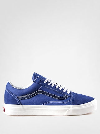 Buty Vans Old Skool (vintage true blue black iris) f36a2b7b6138
