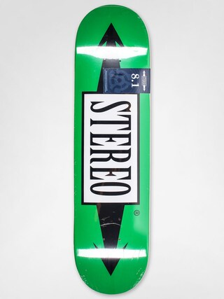 Deck Stereo Classic (green)