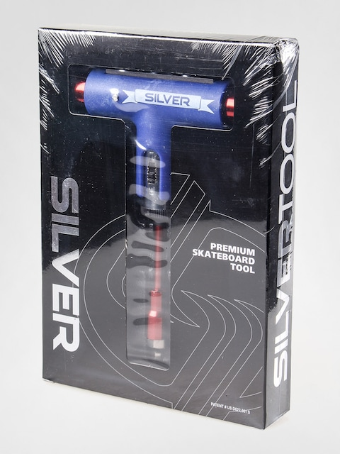 Klucz Silver Silver Tool (blue/red)
