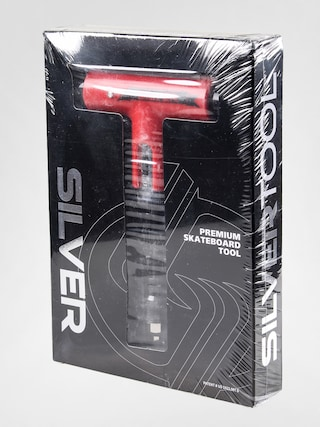 Klucz Silver Silver Tool (red/black)