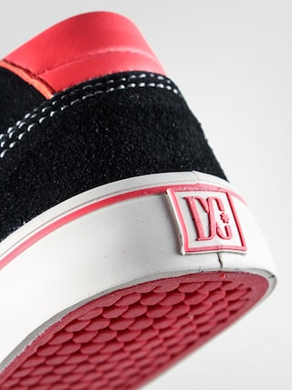 Buty DC Council W Wmn (black/athletic red)