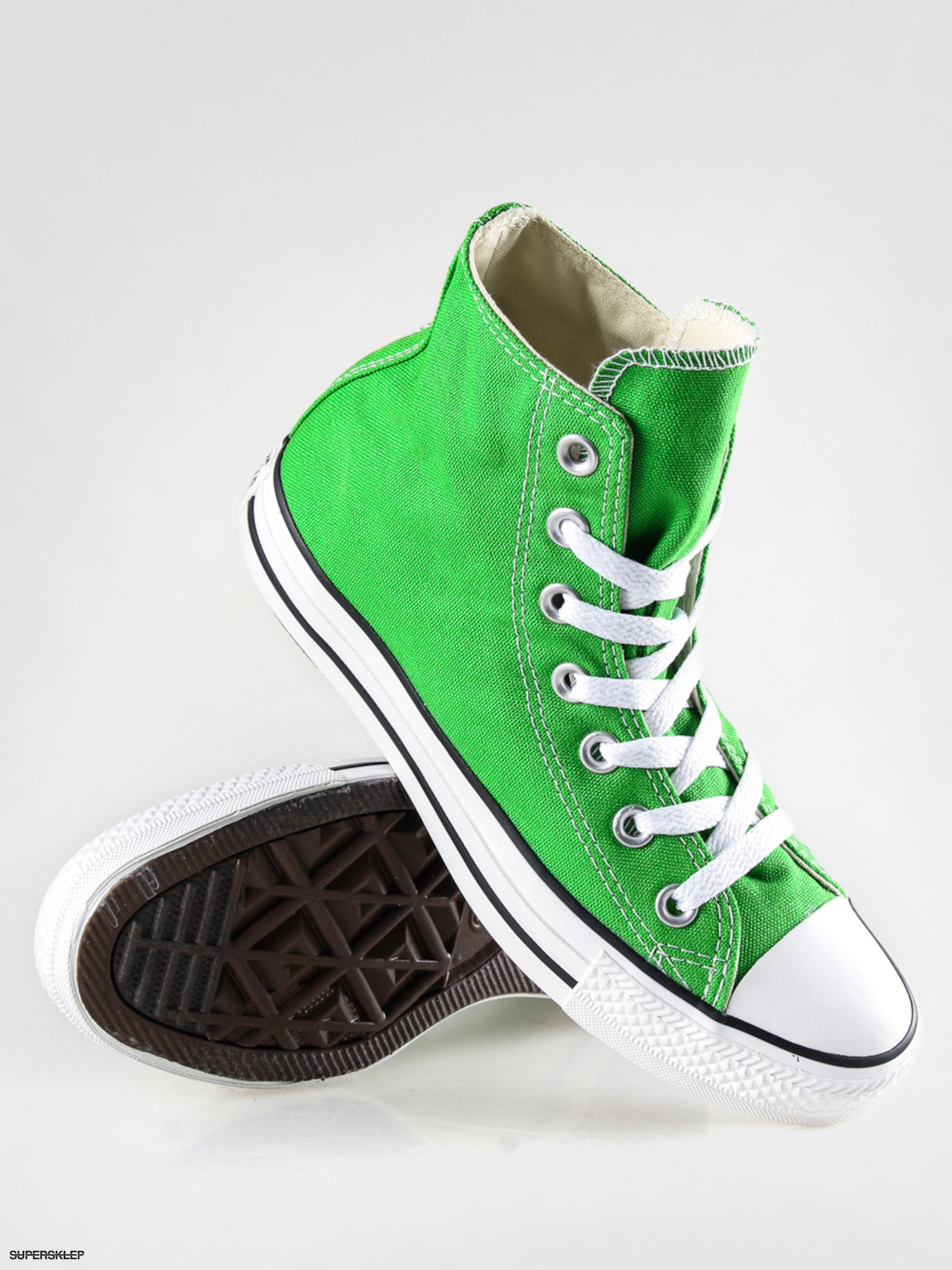 9adc913ddb587 Trampki Converse Chuck Taylor All Star Hi (jungle green)