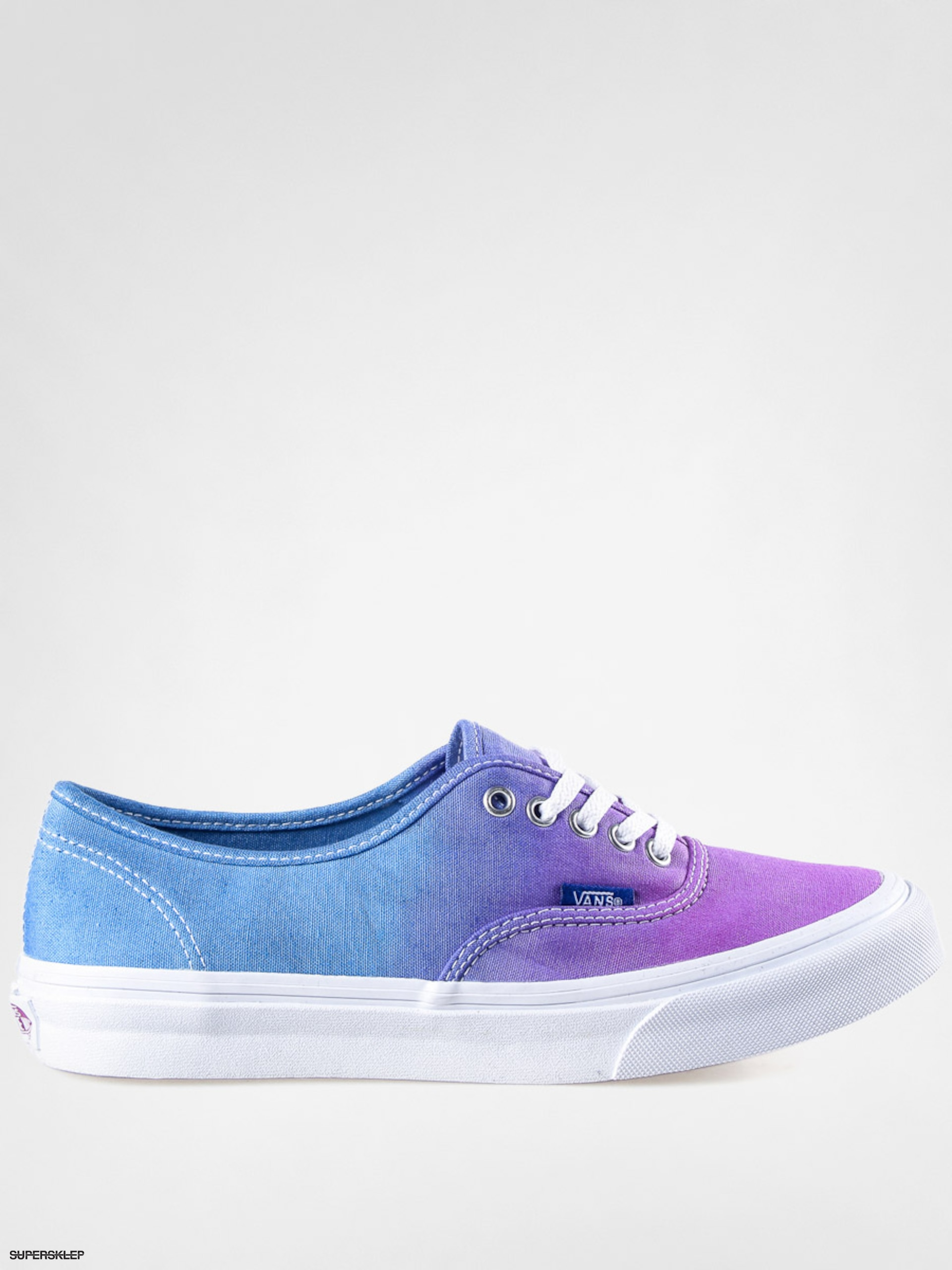 4827a67af05ef5 Buty Vans Authentic Slim (ombre hollyhock surf the web)
