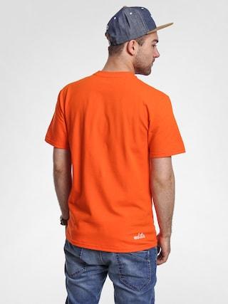T-shirt Malita Less Talk (org)