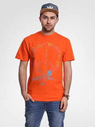 T-shirt Malita Peace (org)