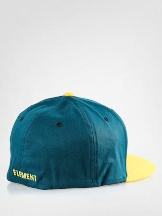 Czapka z daszkiem Element Skate Co Cap (mallard blu)