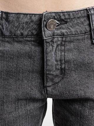 Spodnie Etnies Misled Wmn (blk)