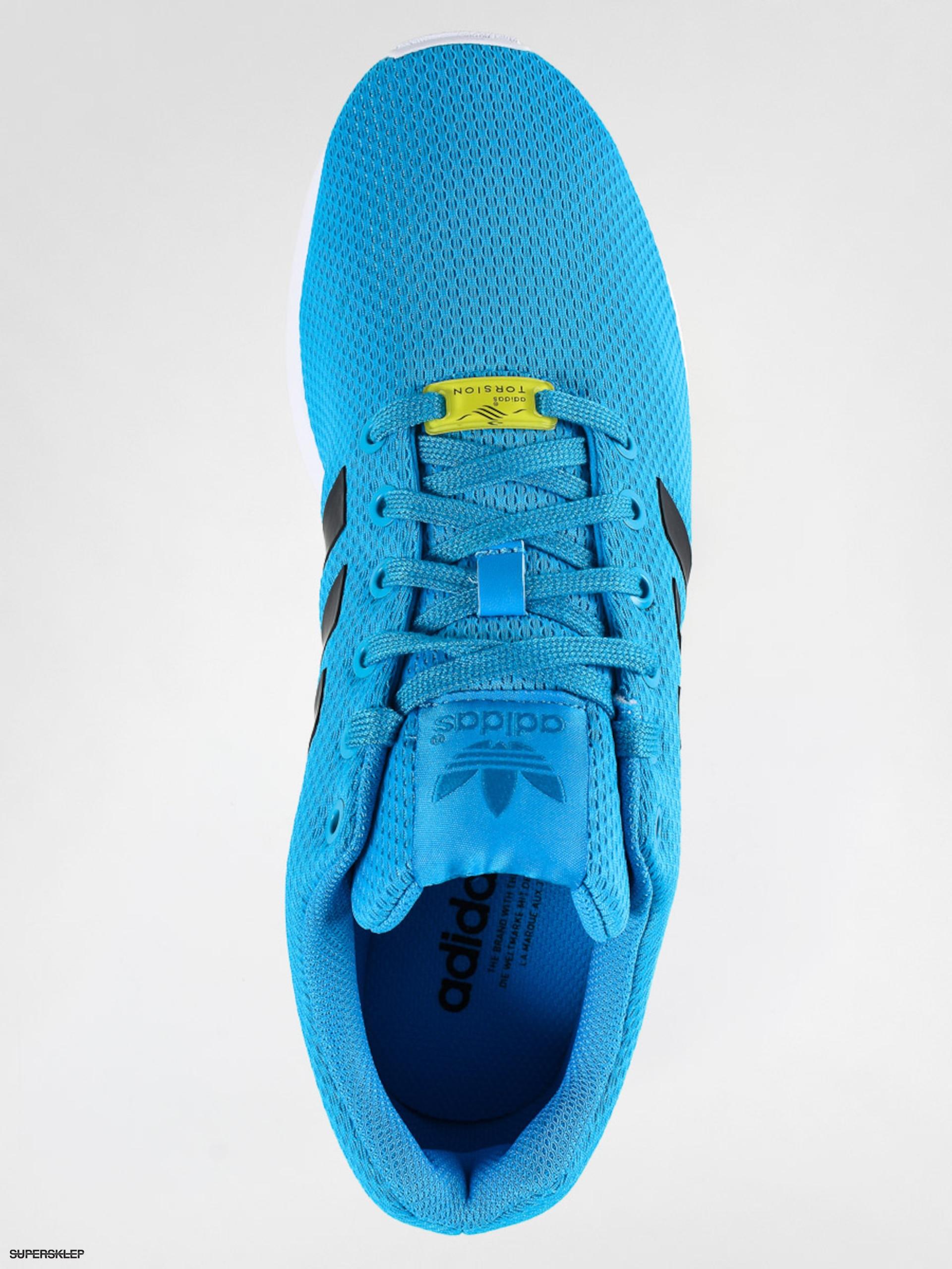 Buty adidas ZX Flux (solblusolbluelectr)
