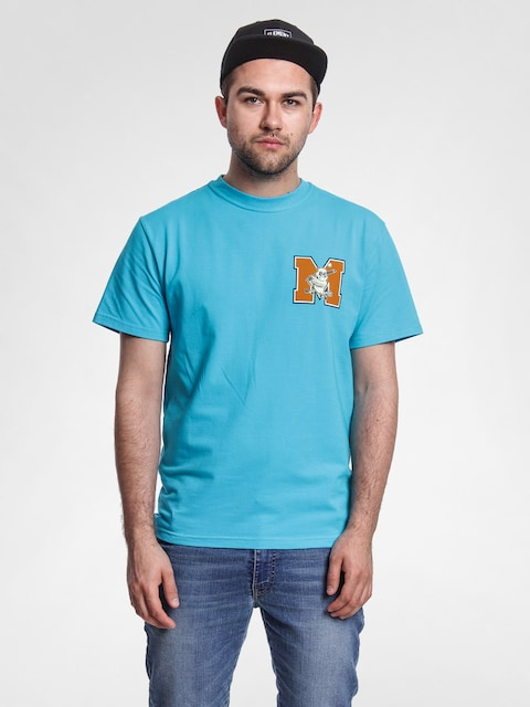 T-shirt Malita Bird (blue)