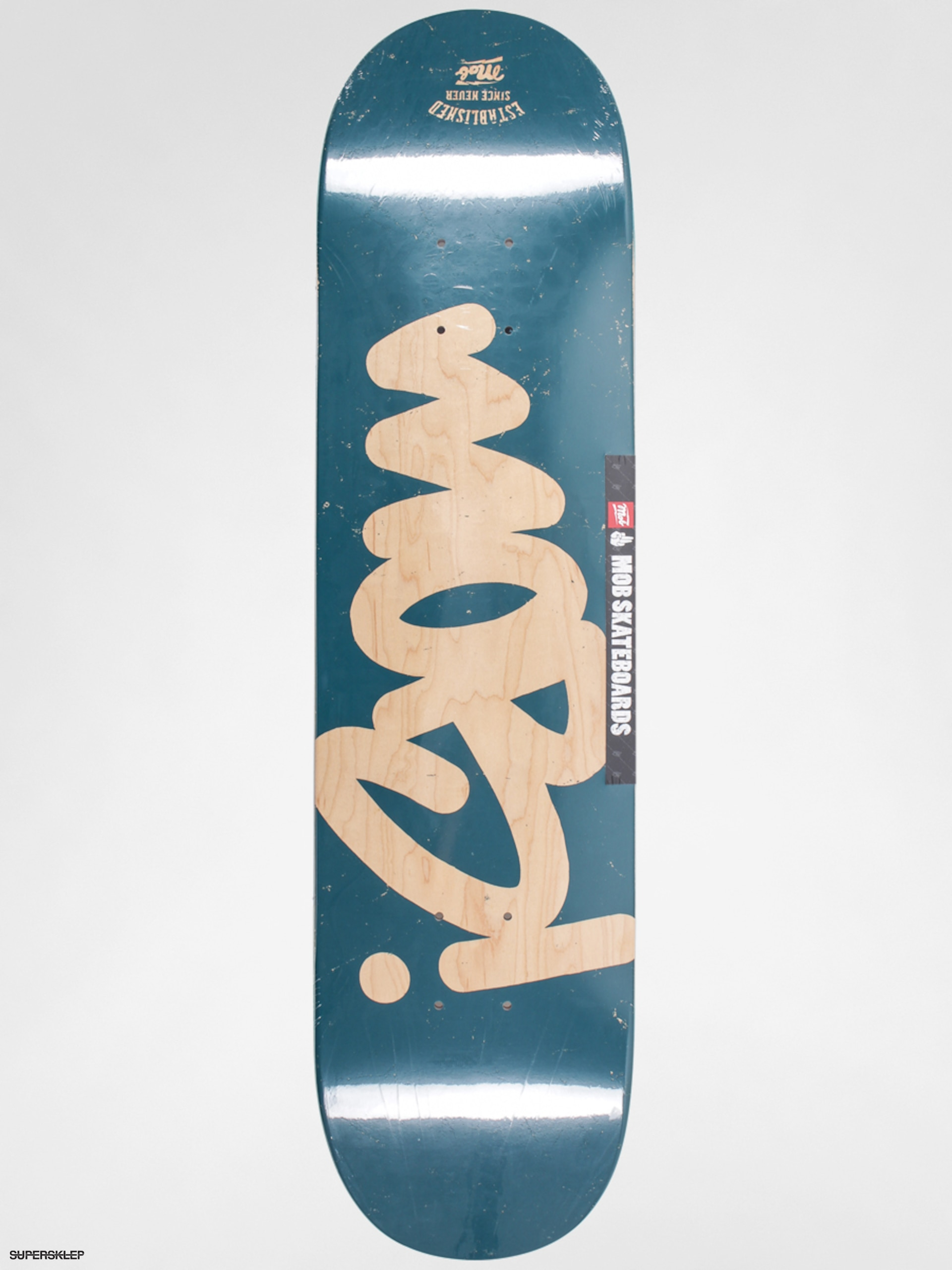 Deck Mob Skateboards Mob Tag