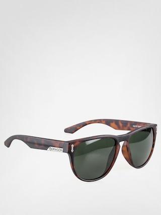 Okulary przeciwsłoneczne Dragon Marquis (matte tort/green g15)