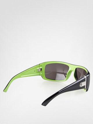 Okulary przeciwsłoneczne Dragon Vantage (jet lime/grey)