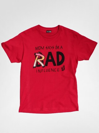 Dziecięcy t-shirt Volcom Rad Influence (blr)