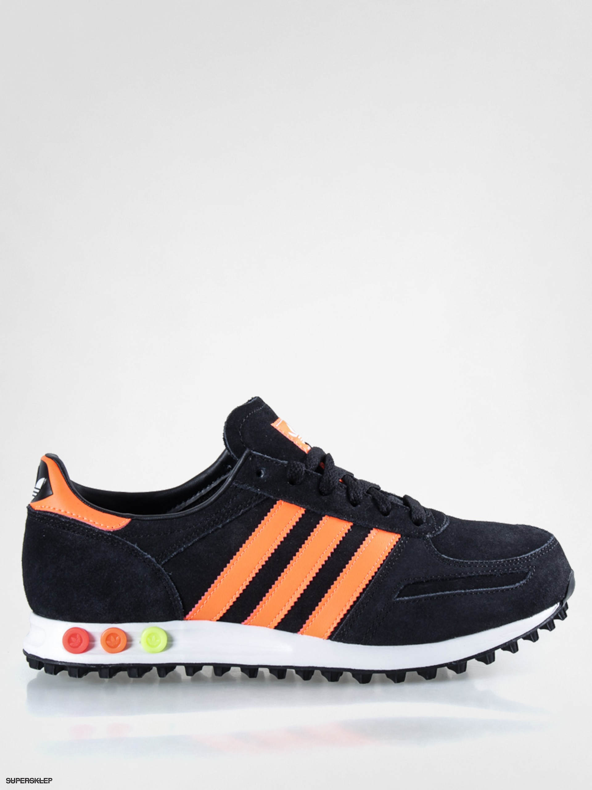 Buty adidas La Trainer (cblacksorangsyello)