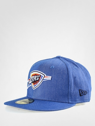 Czapka z daszkiem New Era Colden Oklahoma Thunder City ZD (denim)