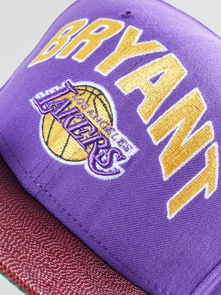 Czapka z daszkiem New Era NBA Players LA Lakers Bryant ZD (purple)