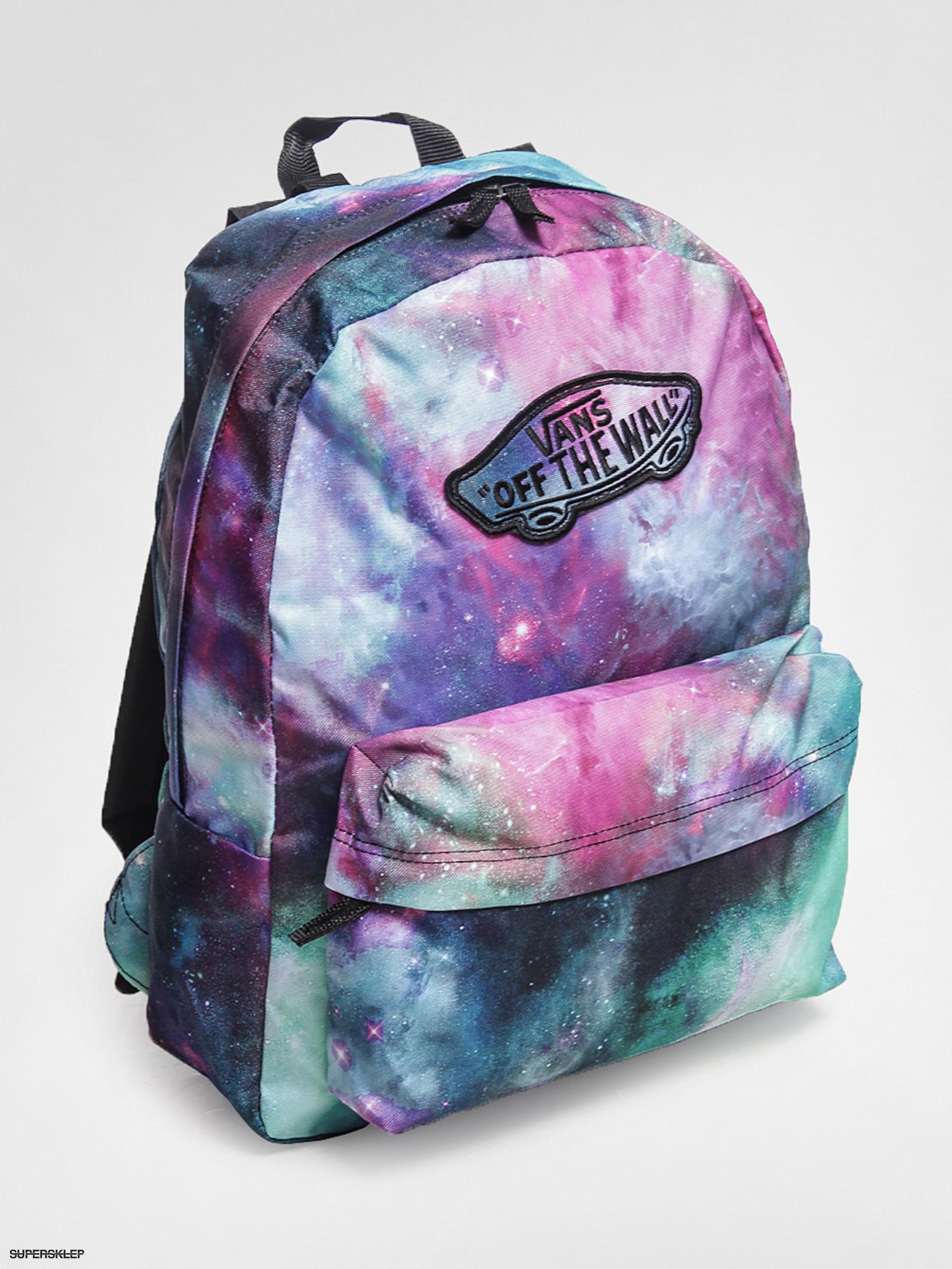 0254fb67c06dc Plecak Vans Realm (galaxy/nebu)