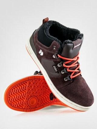 Buty dziecięce Etnies Kids High Rise (brown)