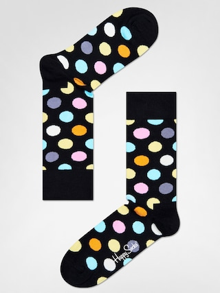 Skarpetki Happy Socks Big Dot (black/multi)