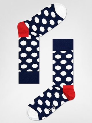 Skarpetki Happy Socks Big Dot (navy/red/white)