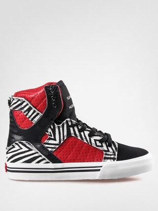 Buty dziecięce Supra Kids Skytop (rdb)