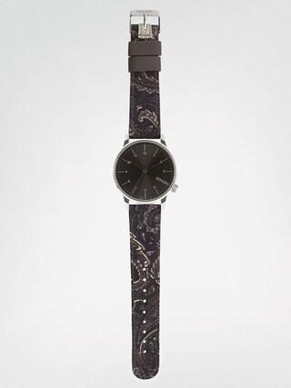 Zegarek Komono Winston (print black paisley)