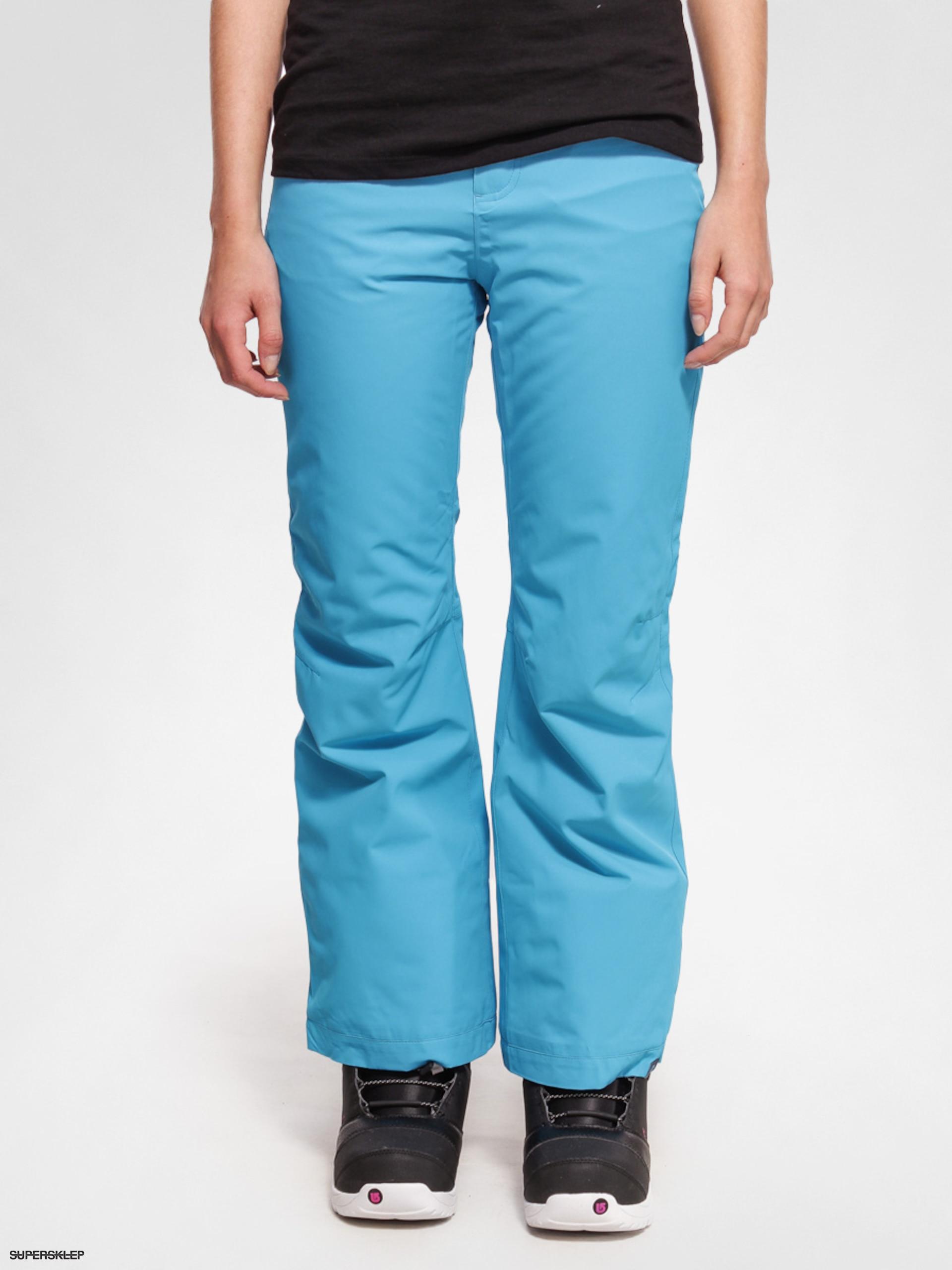 Dziewczęce spodnie snowboardowe Roxy Backyards (blue)