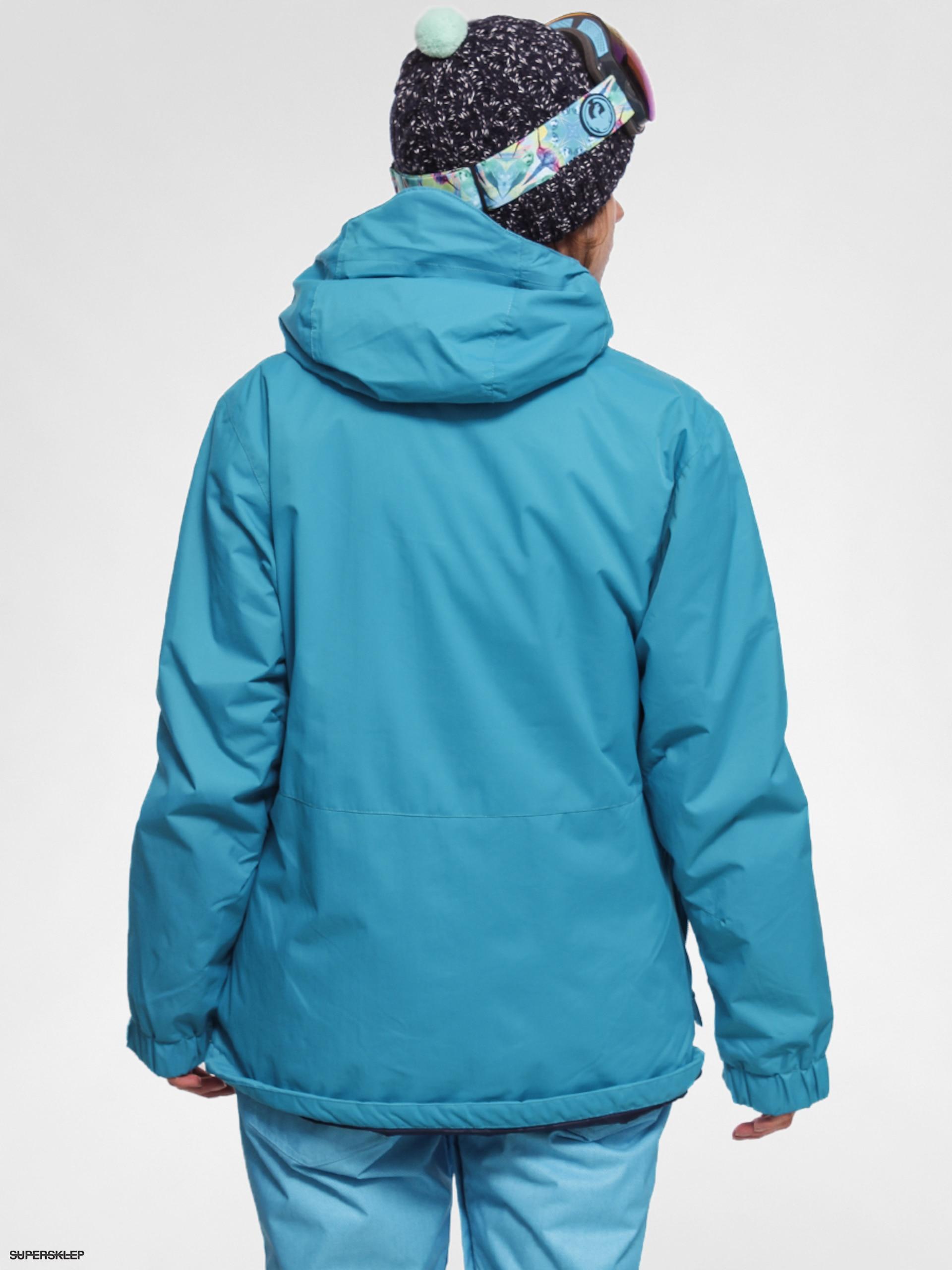 Kurtka snowboardowa Westbeach Twist Wmn (sinatra blue)