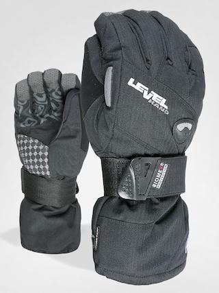 Rękawice Level Half Pipe Gore Tex (blk)