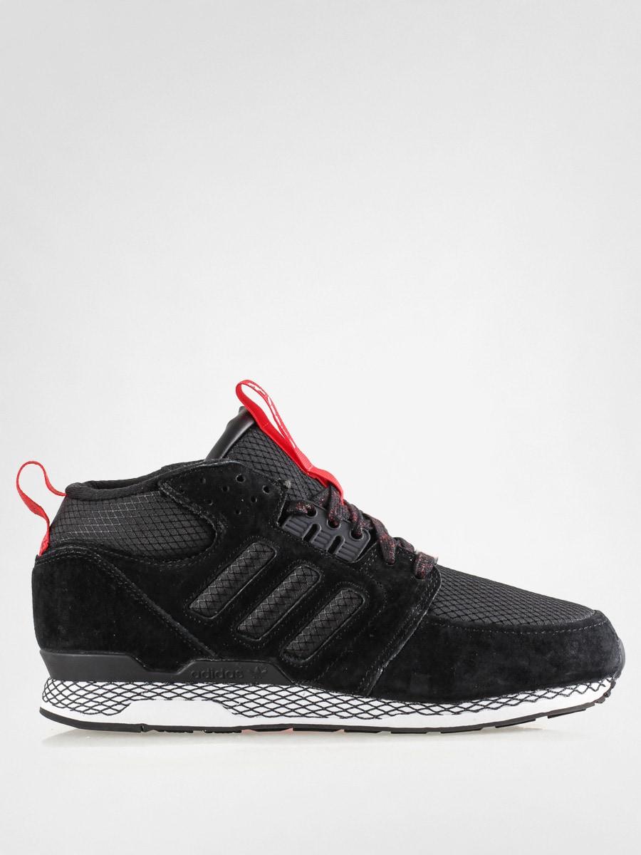 Buty adidas Zx Casual Mid (blackblackred)