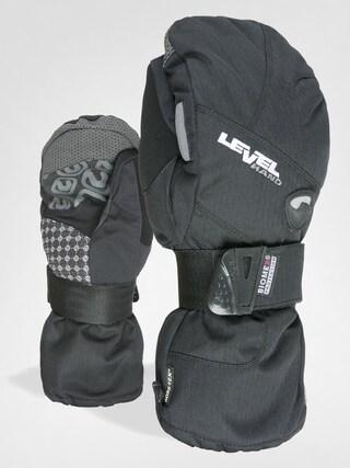 Rękawice Level Half Pipe Mitt Gore Tex (black)
