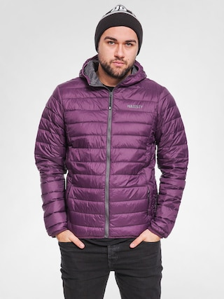 Kurtka Majesty Asgaard Down (purple/graphite)