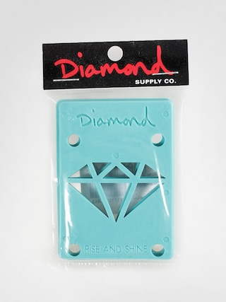 Podkładki Diamond Supply Co. Rise & Shine (diamond blue)