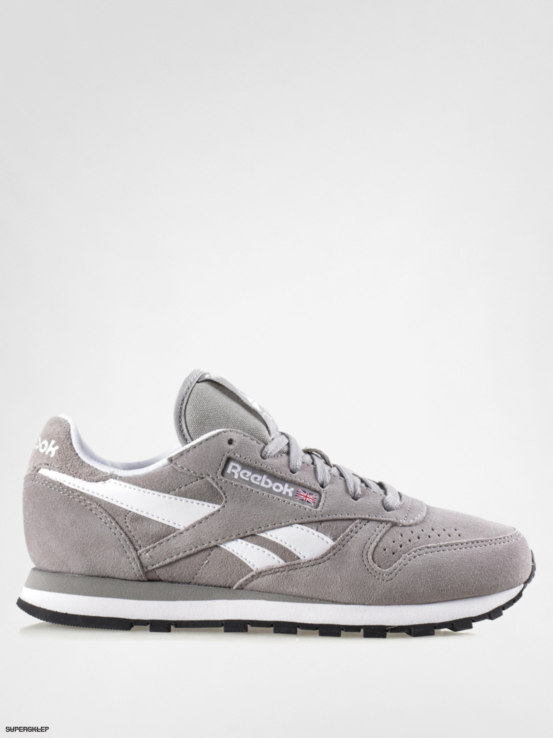 buty reebok classic leather suede gold metalic m46526 w