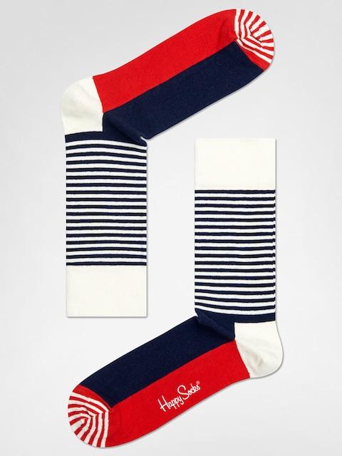 Skarpetki Happy Socks Stripe Half