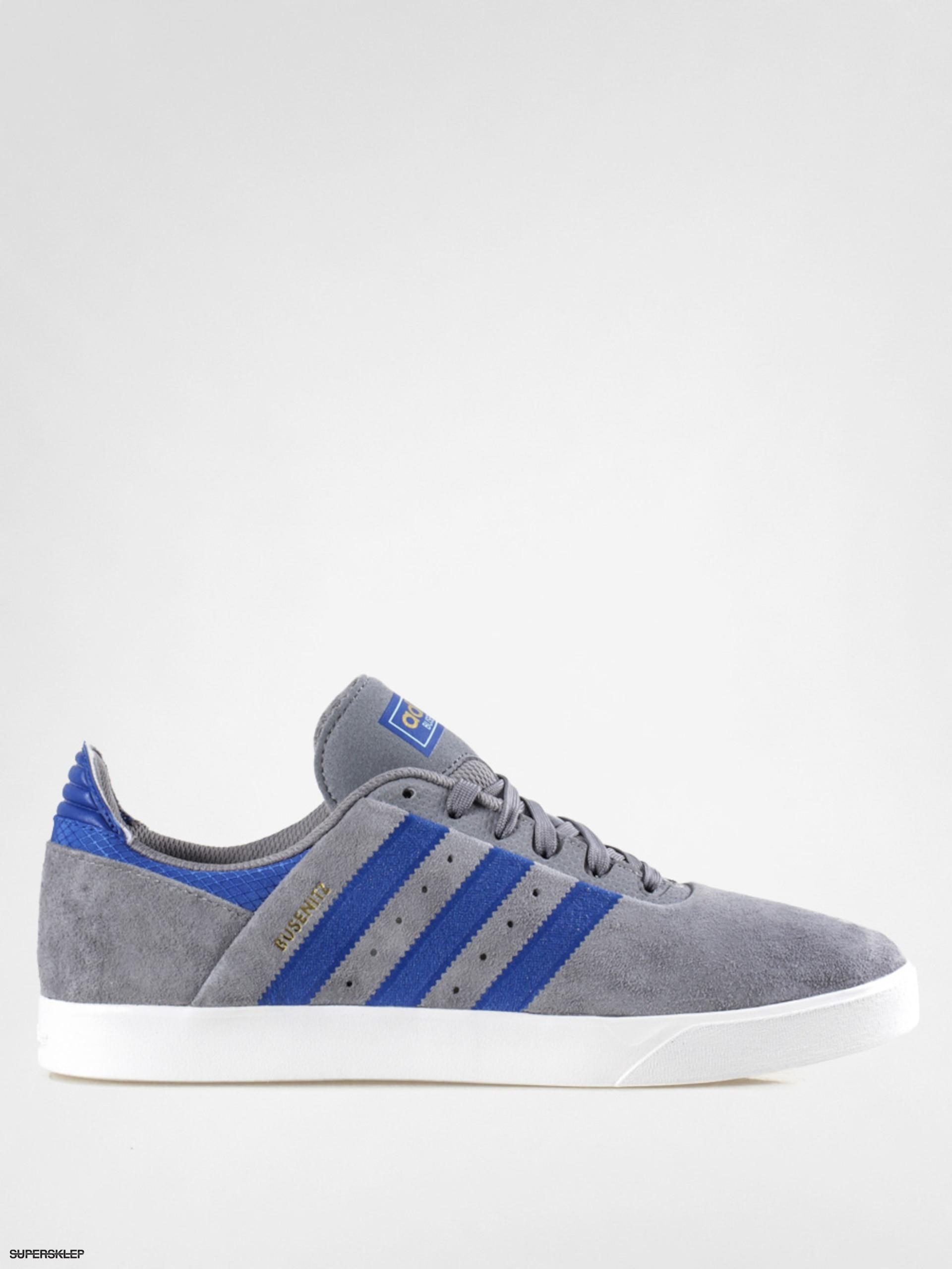 Buty adidas Busenitz Adv (grey/croyal/ftwwht)
