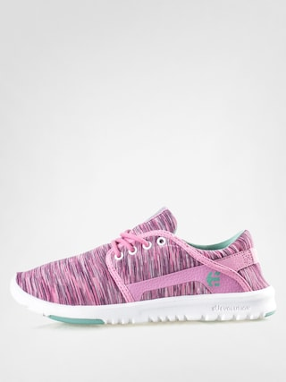 Buty Etnies Scout Wmn (pink/white)