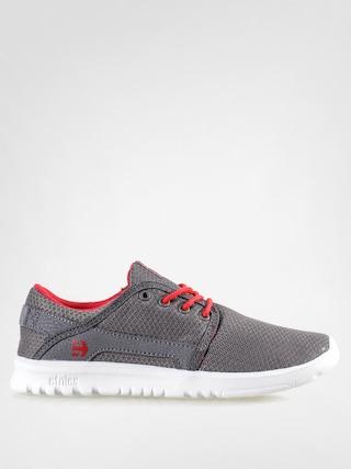 Buty dziecięce Etnies Kids Scout (grey/red)