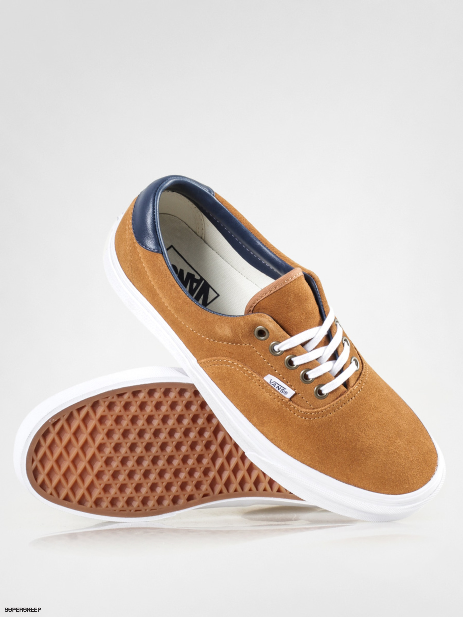 cd3596318a Buty Vans Era 59 (suede leather brown sugar)