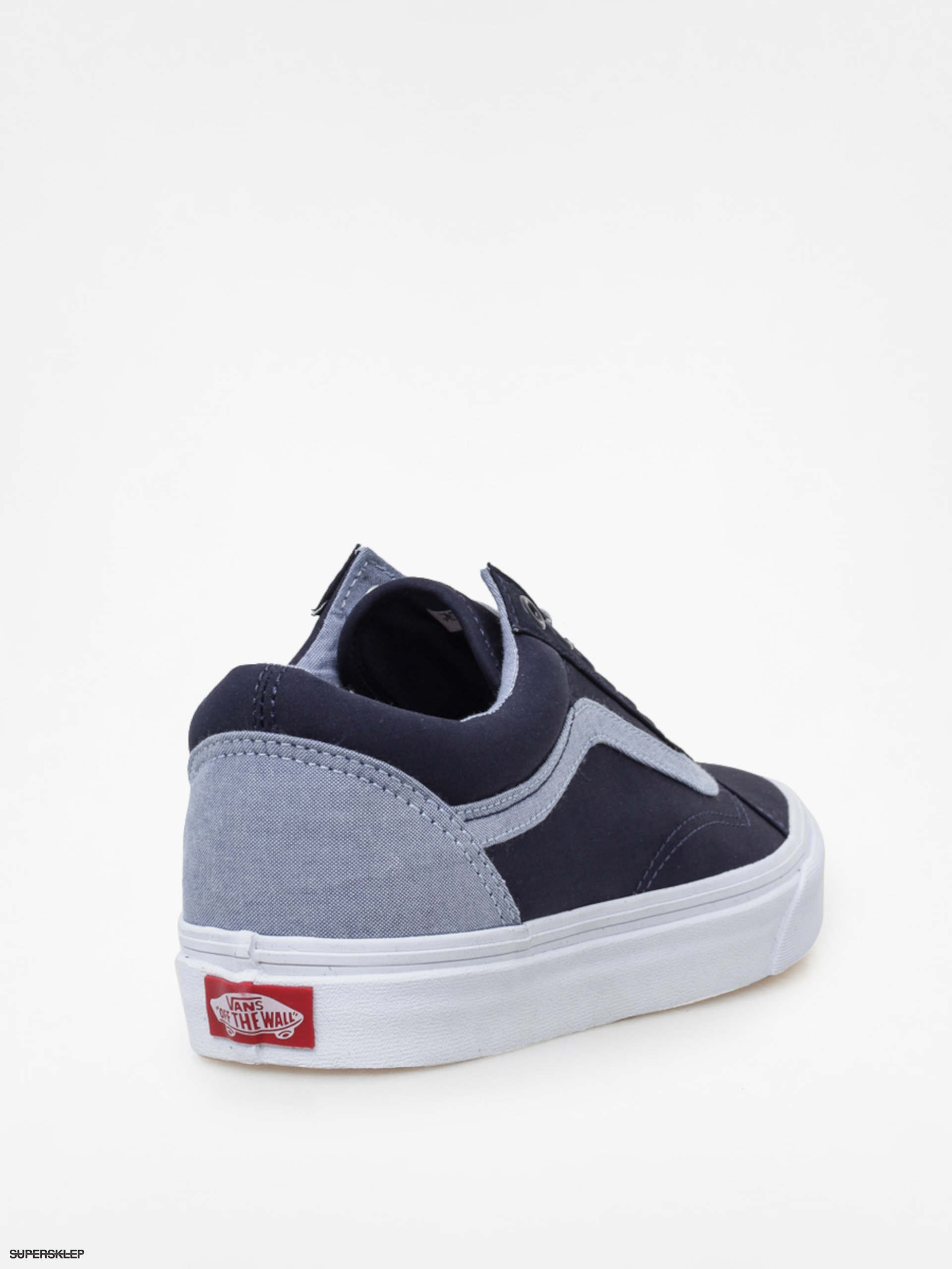 Buty Vans Old Skool (t&cdrss bluscaptains blu)